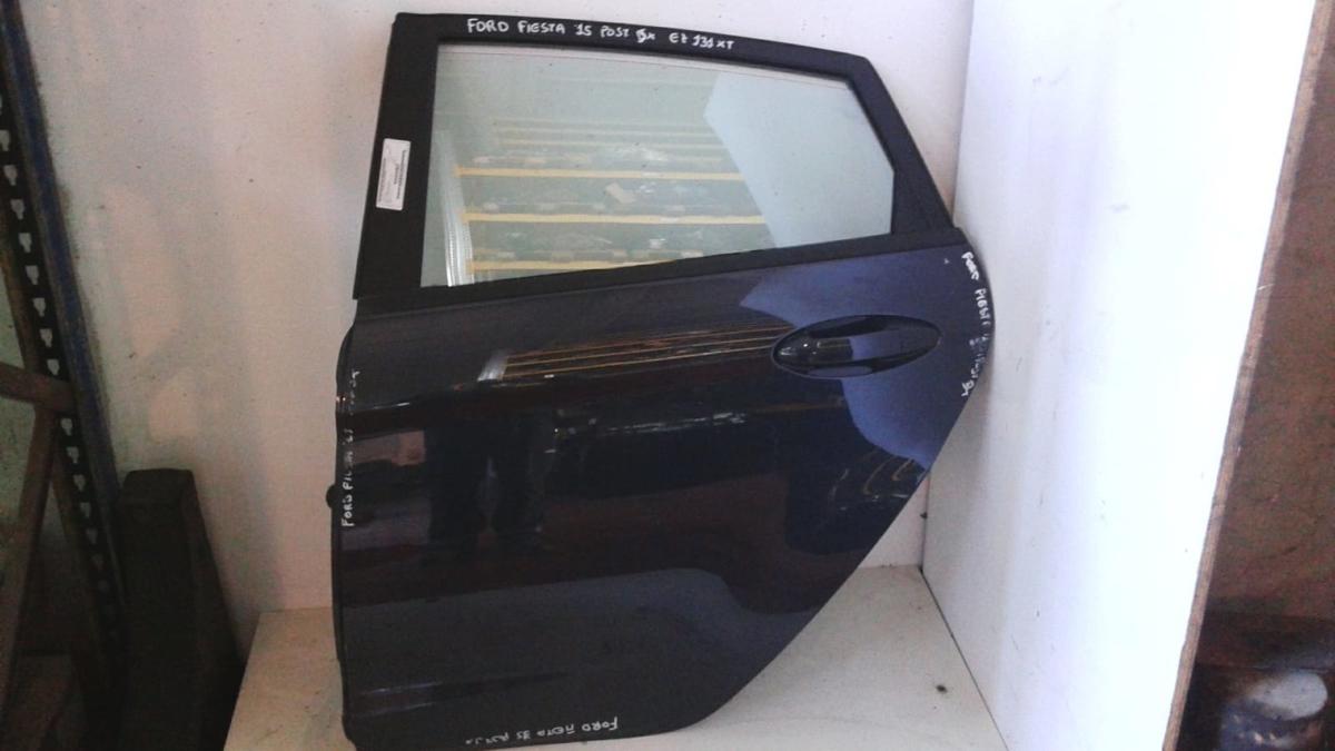 Porta posteriore sinistra Ford Fiesta usata originale serie dal 2012>
