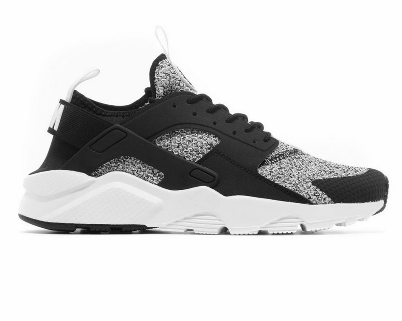 innovative design ae374 a2b06 SNEAKERS NIKE AIR HUARACHE 875841-010 RUN ULTRA SE BLACK WHITE-WHITE - Sery  Sport