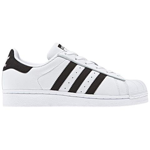SNEAKERS ADIDAS SUPERSTAR J DB1209 WHITE/BLACK