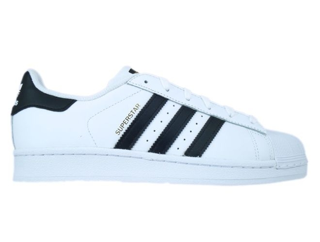 SNEAKERS ADIDAS SUPERSTAR C77124 WHITE/BLACK