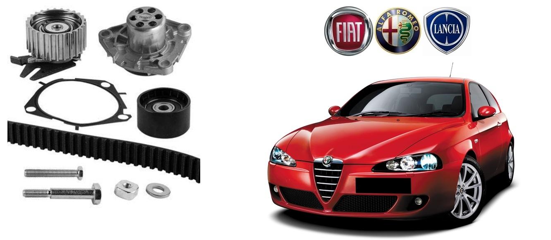 Kit distribuzione + pompa acqua per Alfa Romeo 147 1.9 MJT