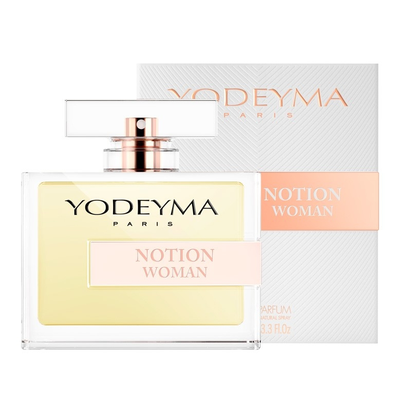 Yodeyma NOTION WOMAN Eau de Parfum 100ml Profumo Donna