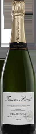 Champagne Grand Cru Brut - François Secondé