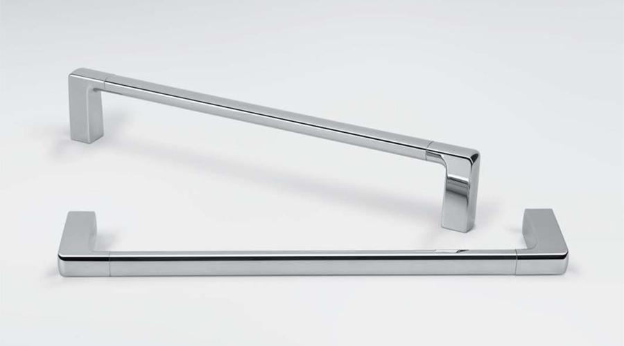 Porta salviette per il bagno cm 38 serie Lulu Colombo design