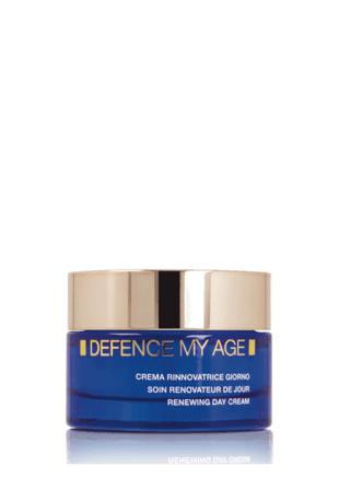 Bionike Defence My Age crema rinnovatrice notte Nutrimento-Luminosità-Elasticità