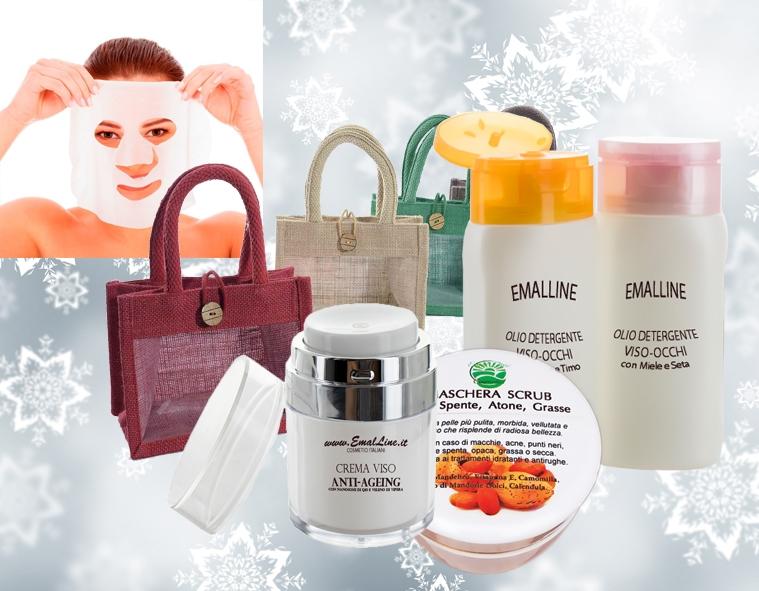 Set Anti Age pelli mature o secche 3 prodotti in confezione regalo