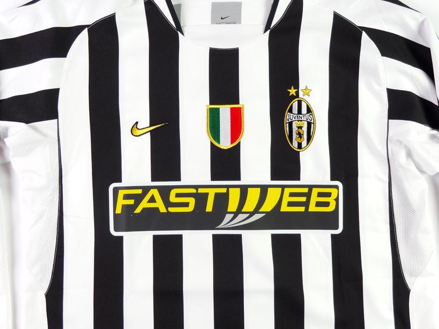 e8733ac4c66 2003-04 Juventus SHIRT Home Match Worn  3 Tacchinardi SHIRT MAILLOT ...