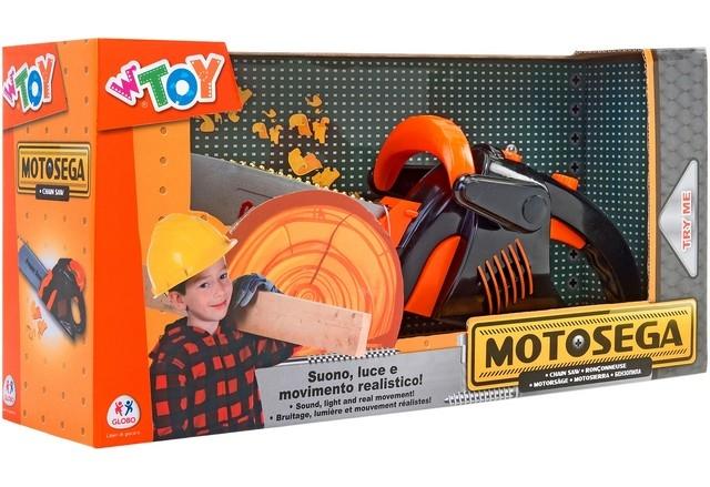 MOTOSEGA B/O 34CM TRY ME 36929 GLOBO