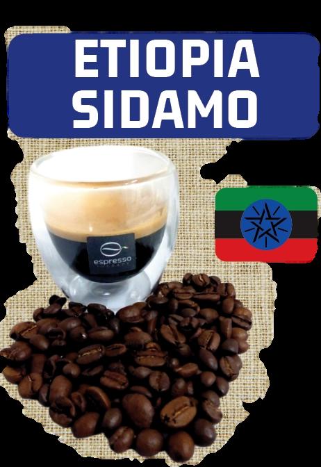 60 capsule compatibili nespresso monorigine Etiopia Sidamo