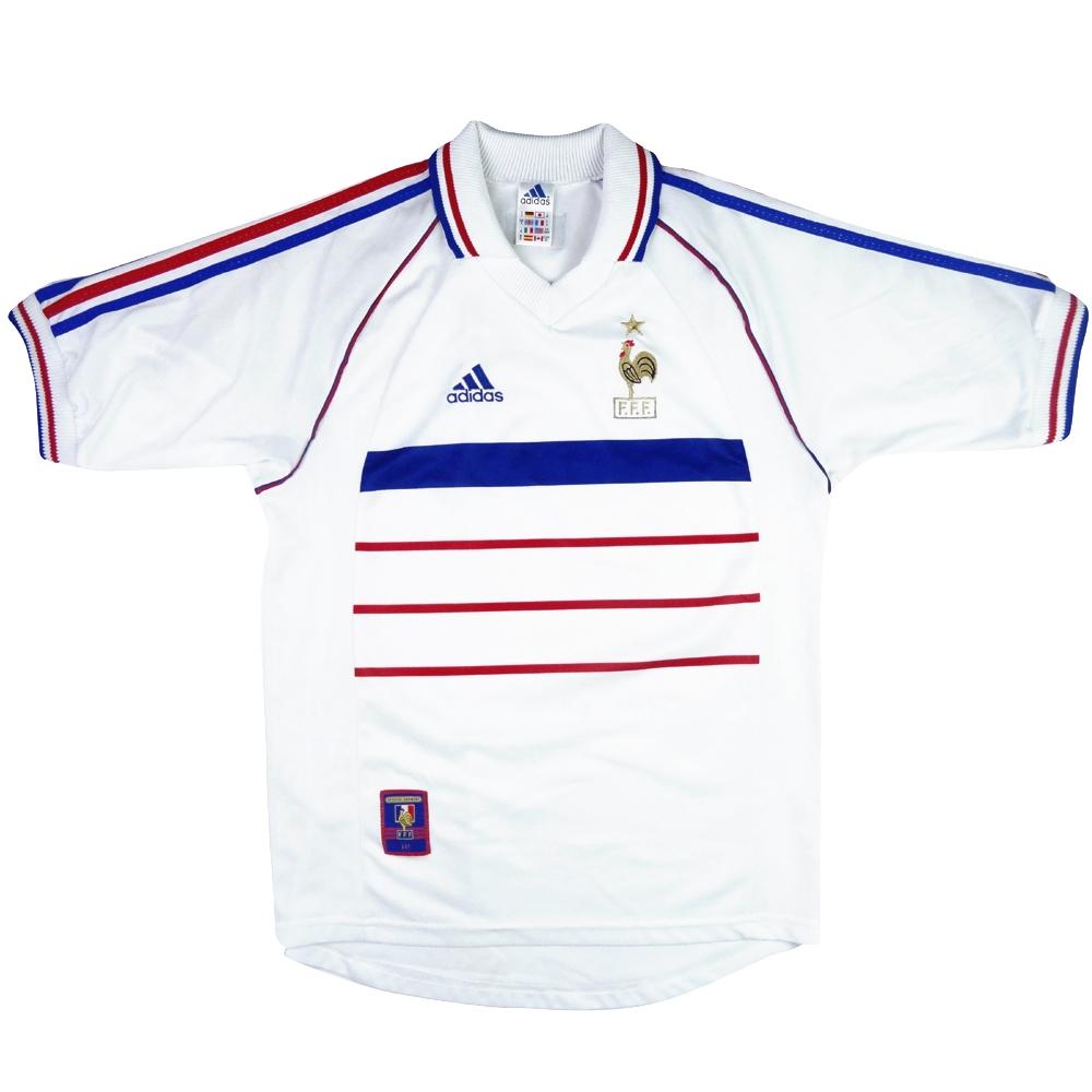 1998 Francia Maglia Away XL (Top)