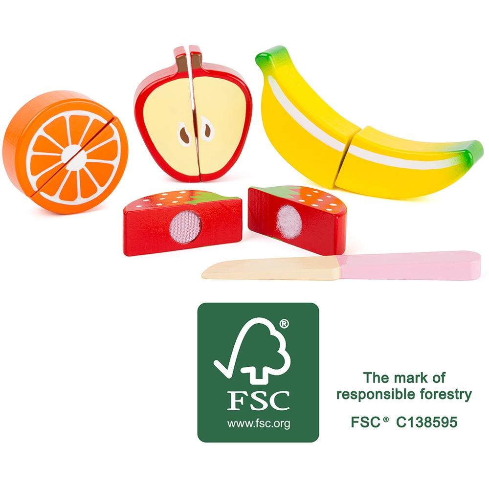 Set della frutta