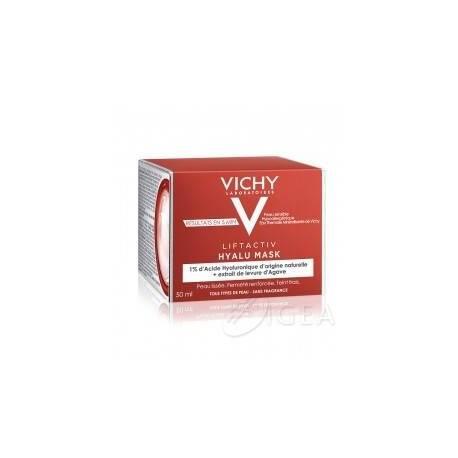 Vichy Liftactiv Hyalu Mask tutti i tipi di pelle 50 ml