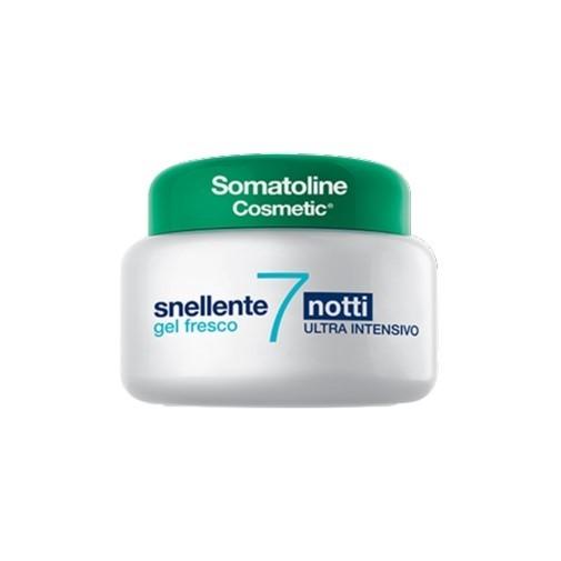 Somatoline Cosmetic snellente 7 notti ultra intensivo gel fresco 400 ml