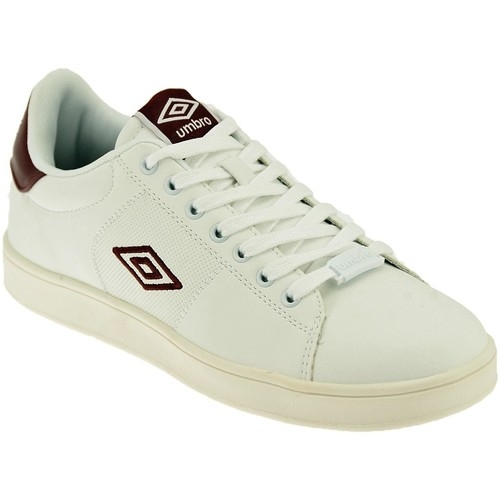 SNEAKERS UMBRO WHITE/DK. RED RFP38002S WHR