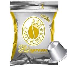 Box 50 capsule Borbone Respresso - Miscela Oro compatibili Nespresso