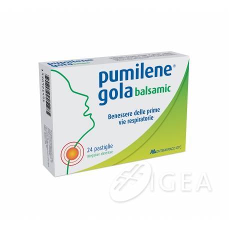 Pumilene Gola Sollievo 24 pastiglie