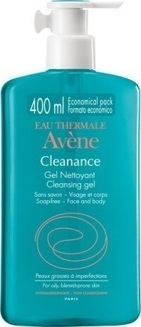 Avène Cleanance Gel detergente 400ml