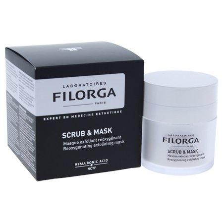 Filorga Scrub & Mask maschera esfoliante con acido ialuronico e NCTF