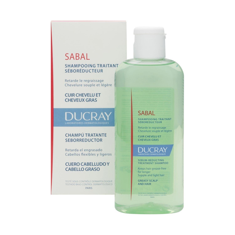 Ducray Sabal shampoo capelli grassi sebo-riduttore 200 ml
