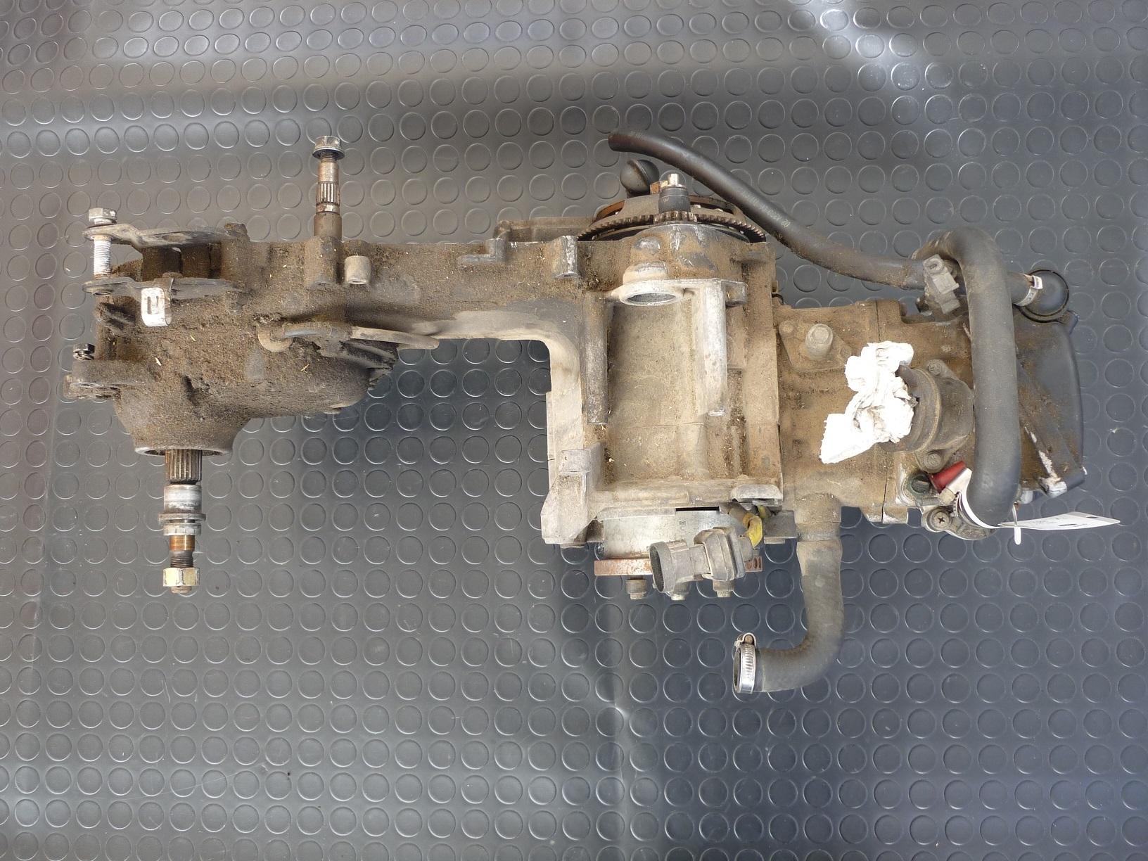 MOTORE USATO SCOOTER PIAGGIO X9 180 ANNO 2002