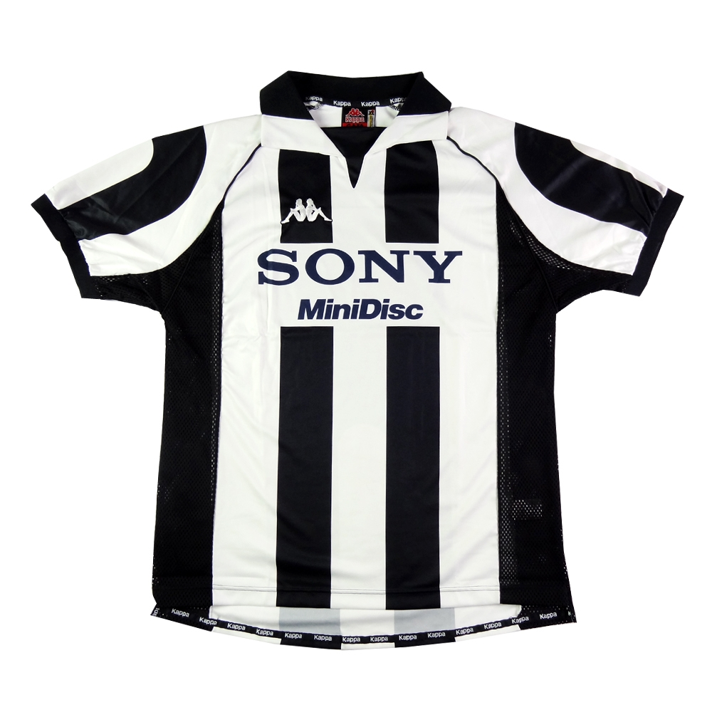 1997-98 JUVENTUS MAGLIA HOME XL *Nuova