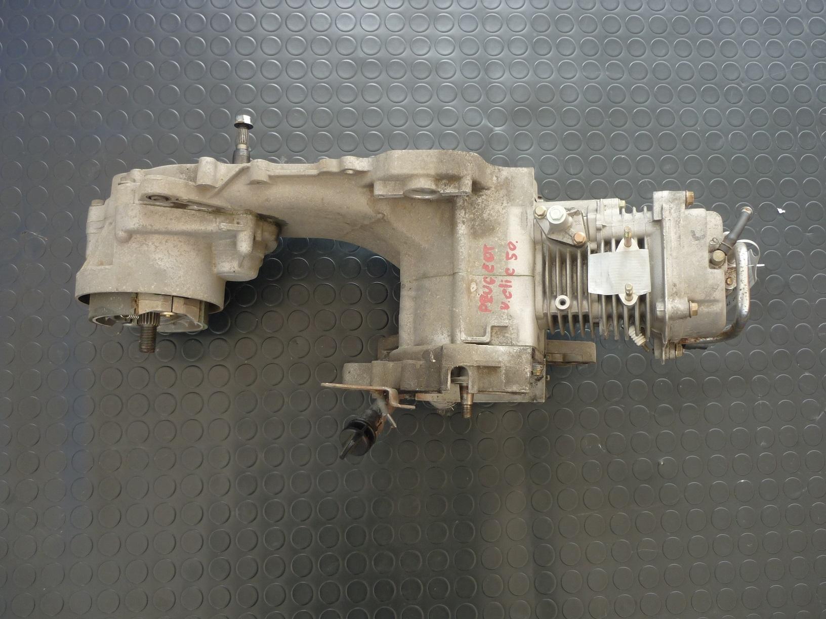 MOTORE USATO SCOOTER PEUGEOT V-CLIC 4T 50 ANNO 2010