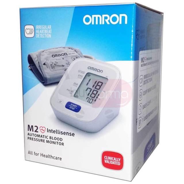 Omron M2 Intellisense misuratore automatico della pressione da braccio