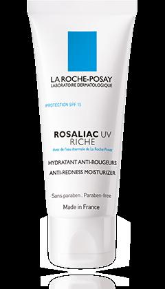 Rosaliac UV Riche crema idratante  viso anti-rossori - La RochePosay