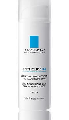 La Roche-Posay Anthelios KA SPF50+ 50ml - Trattamento idratante protettore quotidiano