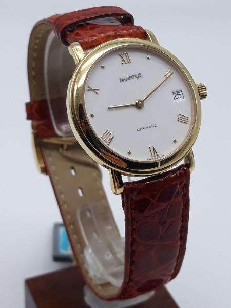 Orologio Uomo Eberhard movimento automatico in oro 750, vendita on line | OROLOGERIA BRUNI Imperia
