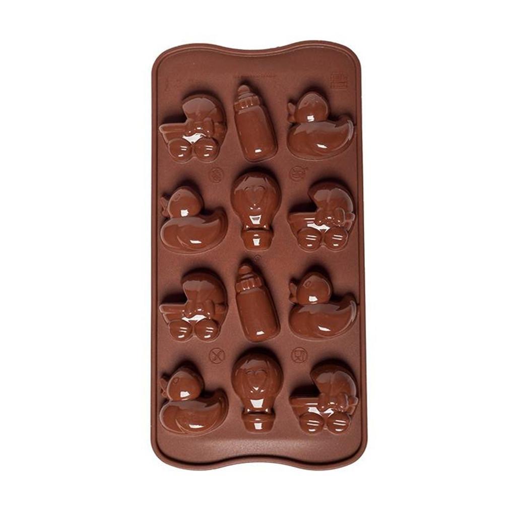 Stampo cioccolatini Choco Baby