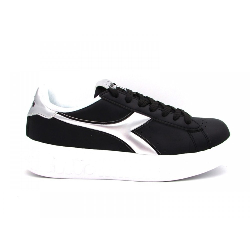 SNEAKERS GAME STEP GRAPHIC 101. 173753 01 C0787 BLACK/SILVER