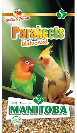 Parakeets Universal
