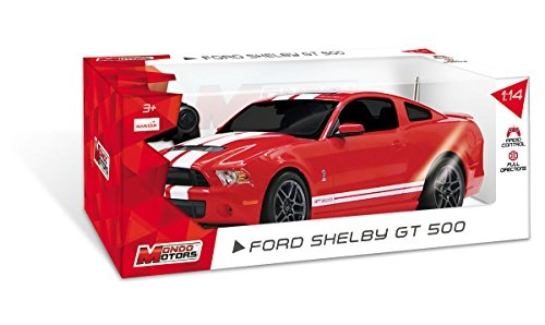 1:14 R/C FORD SHELBY GT 500 63550 MONDO S.P.A.