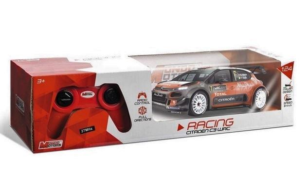 1:24 R/C CITROEN WRC 63536 MONDO S.P.A.