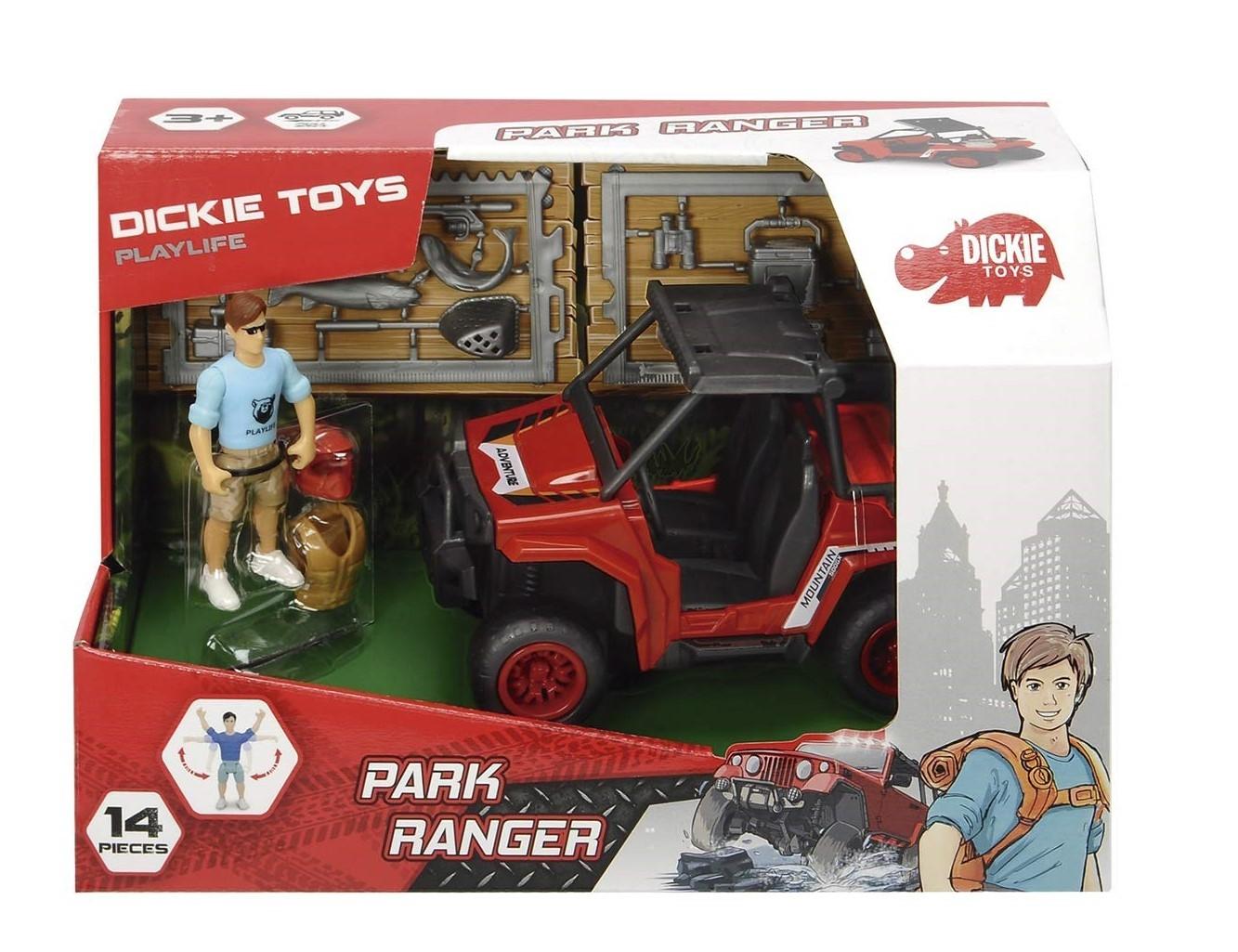 PLAYLIFE - PARK RANGER 383-3005 SIMBA NEW