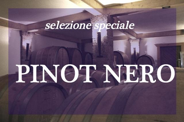 Selezione speciale Pinot Nero: l'Europa