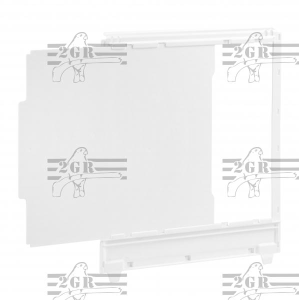 Kit Sistema voliera (2 Pezzi) gabbie art. 326/B - 326/Z - 317/B - 317/Z