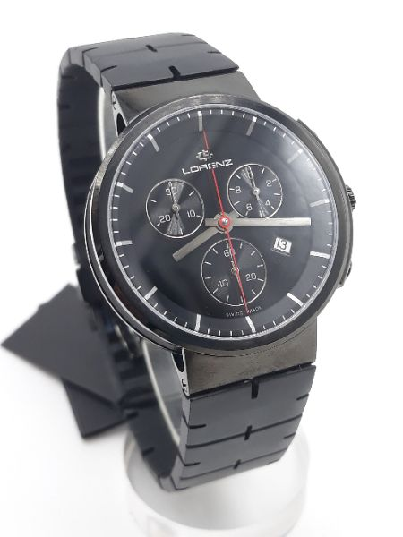 Orologio Lorenz Neos Cronometro 025721EE, vendita on line | OROLOGERIA BRUNI Imperia