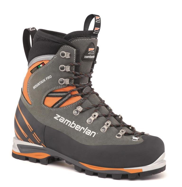 2090 MOUNTAIN PRO EVO GTX® RR   -   Scarponi  Alpinismo   -   Graphite/Orange