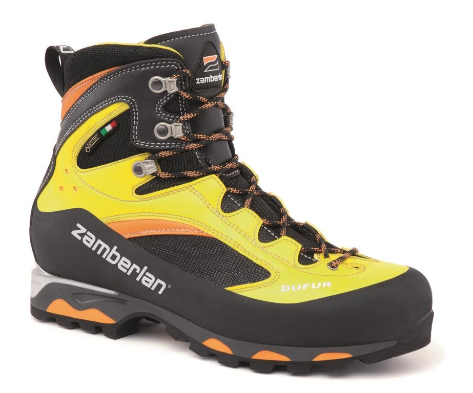 2040 DUFUR GTX RR   -   Mountaineering  Boots   -   Black/Yellow