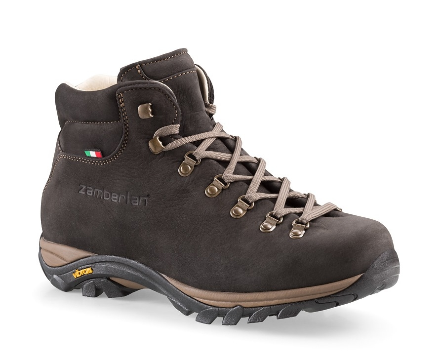 321 TRAIL LITE EVO LTH   -   Bottes  Hiking     -   Dark brown