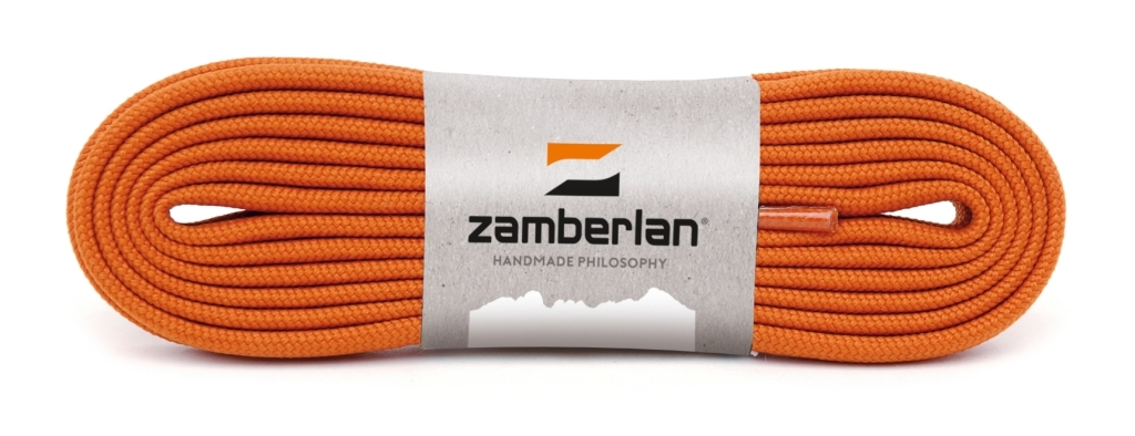 FLAT LACES ZAMBERLAN®   -   Orange