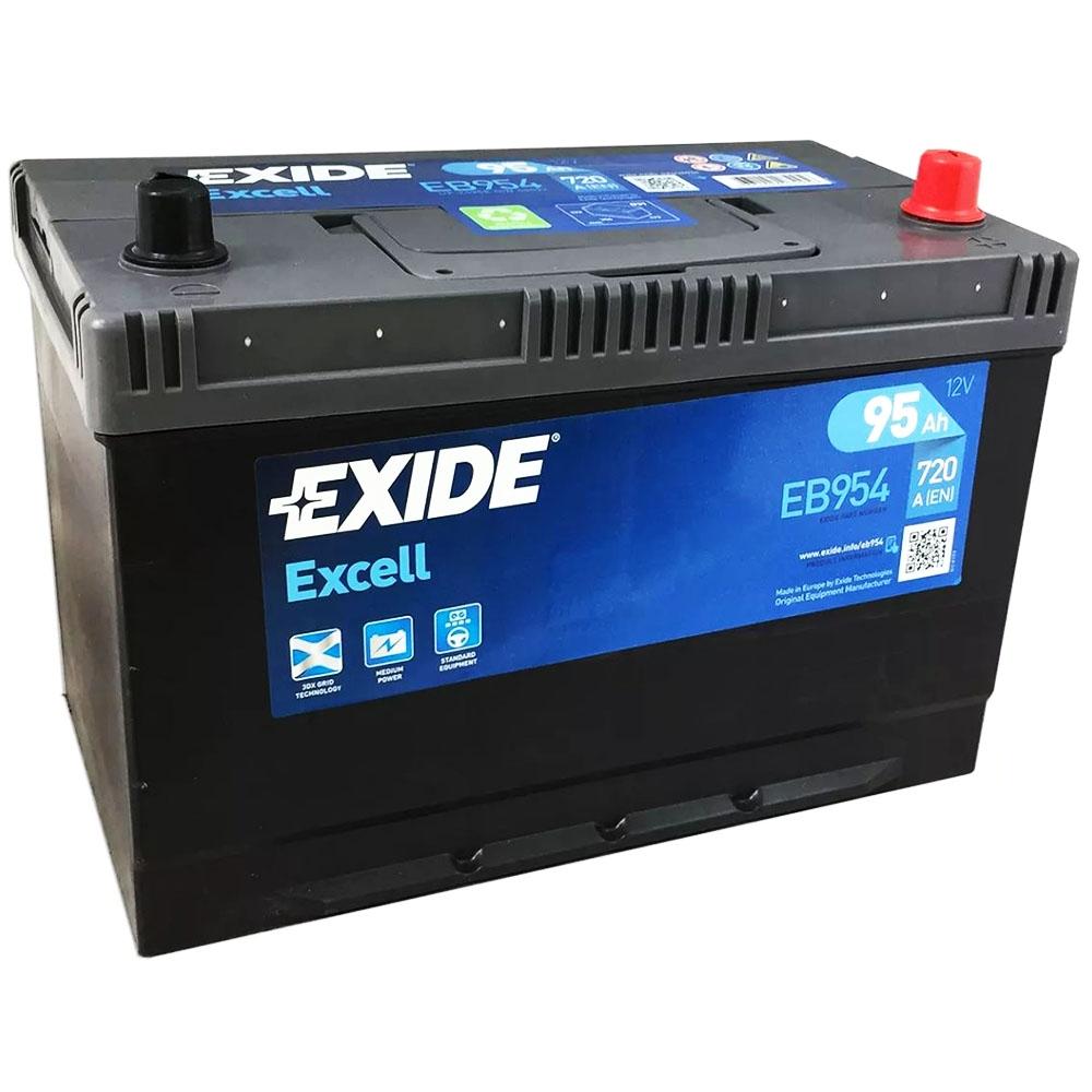 Batteria EXIDE 95Ah Dx - EB954