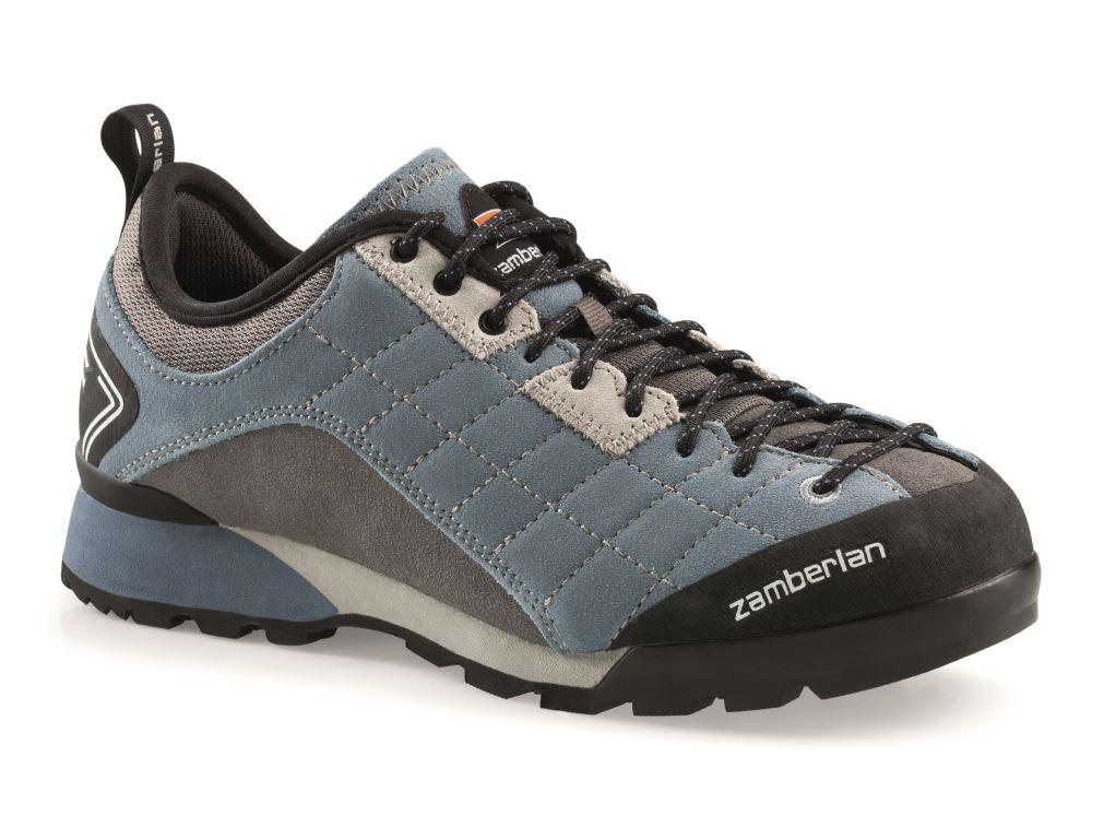 125 INTREPID RR WNS - Denim Women's Alpine approach Shoes  Zamberlan