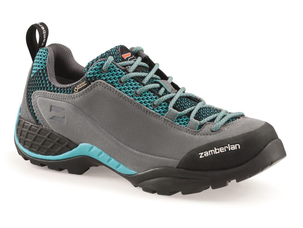 127 SPARROW GTX WNS - Light Blue Women's Alpine approach Shoes  Zamberlan