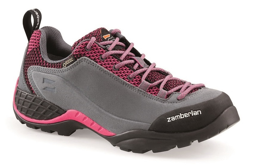 127 SPARROW GTX WNS - Fuxia Chaussures Approche  pour les Femmes Zamberlan