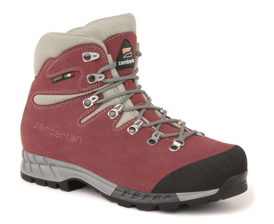 900 ROLLE EVO GTX WNS   -   Hiking  Boots   -   Burgundy