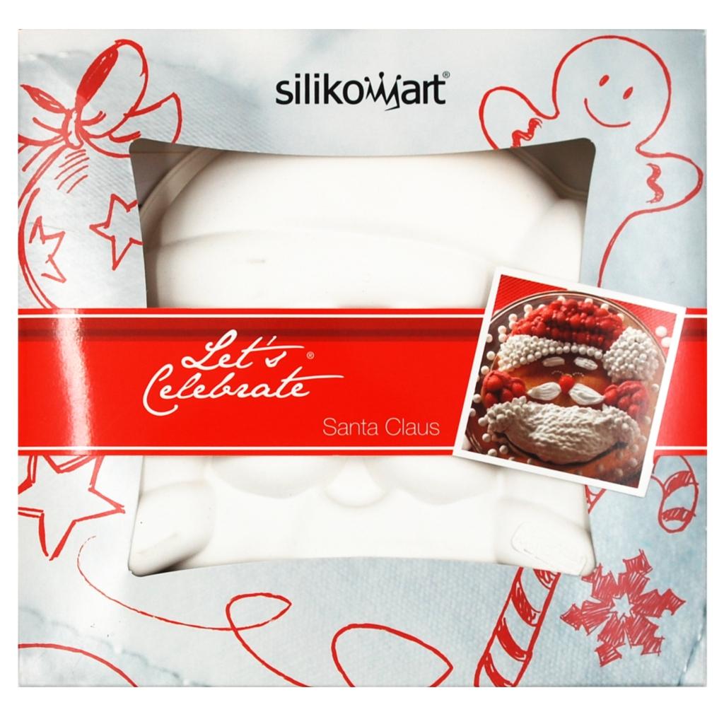 Stampo Santa Claus