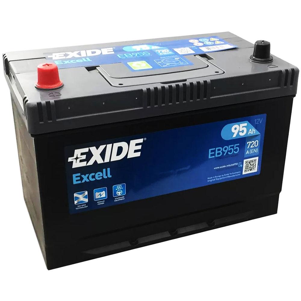 Batteria EXIDE 95Ah Sx - EB955